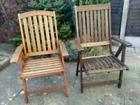 Beautiful Garden Chairs £20 Each!