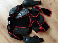 Alpinestars bionic tech jacket Size M/L