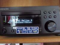 Denon RC-DM41DAB Micro System in Black
