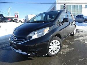 2014 Nissan Versa Note SVCONVINIENCE/AUTOMATIQUE/CRUISE CONTROL/