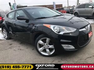 2012 Hyundai Veloster | HEATED SEATS | ALLOYS | SAT RADIO