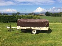 Conway Trailer Tent 2001