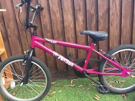 Girl's child bike
