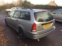 2004 Ford Focus 1.8tdci estate