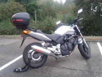 HONDA CBF 600 - GREAT CONDITION, LOW MILEAGE , COMES WITH EXTRAS. FLEXIBLE PRICE.