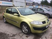 2003 Renault Megane 5door hatchback, 90K Miles, LEATHER, 1 Previous Owner, GOOD CONDITION