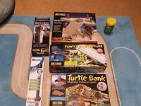 Turtle terrarium +kit