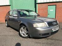 2003 (03) Audi A6 Avant 2.5 TDI SE ( 163bhp ) CVT AUTO DIESEL NEW MOTSERVICE HISTORY BARGAIN