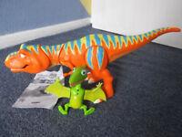 Dinosaur Train Interactive Roar 'n' React Boris and Tiny by Tomy