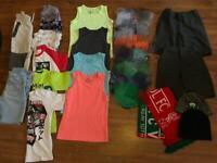 Bundle Boy Clothes Next Vests Zaratops MS School Uniform Shorts Fit Size 6-7Year.