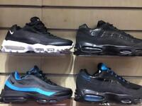 Nike air max 95s 5 colours sizes 6-11
