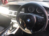 BMW 530d E60 M-SPORT 2005 260bhp remapped level 1 custom