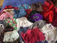 Girls age 3-4 bundle of 20 items