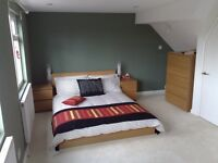 Amazing Huge Double Room with En-suite in Lovely House in Morden near Wimbledon and Sutton