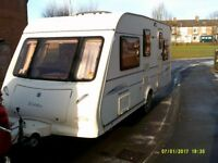 ELDDIS FIRESTORM 505 BY BARRONS 5 BERTH 2005