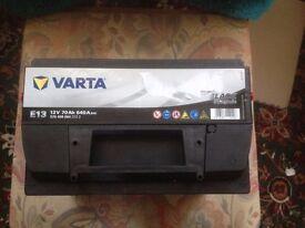 Car Battery (brand new)