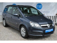 VAUXHALL ZAFIRA Can;t get car finance? Bad credit, unemployed? We can help!