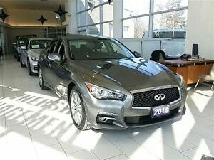 2014 Infiniti Q50 Premium with Technology ,all for $211.92 bi-we