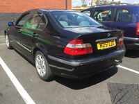 2002 BMW 320D ,DIESEL ,,AUTOMATIC , REMOTE CENTRAL LOCKING ,