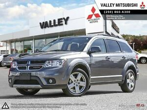 2012 Dodge Journey SXT- BLUETOOTH, HEATED SEATS, V6, LOW KMS