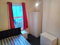3 spacious rooms to rent NO DEPOSIT, FULLY FURNISHED, ALL BILLS INCLUDED