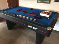 RILEY POOL/TABLE TENNIS TABLE