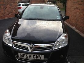 59 Plate Vauxhall Astra Elite 1.8 petrol Automatic 12 months MOT