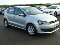 2011 Volkswagen polo 1.2 tdi se with only 46000 miles, motd May 2021 all cards welcome