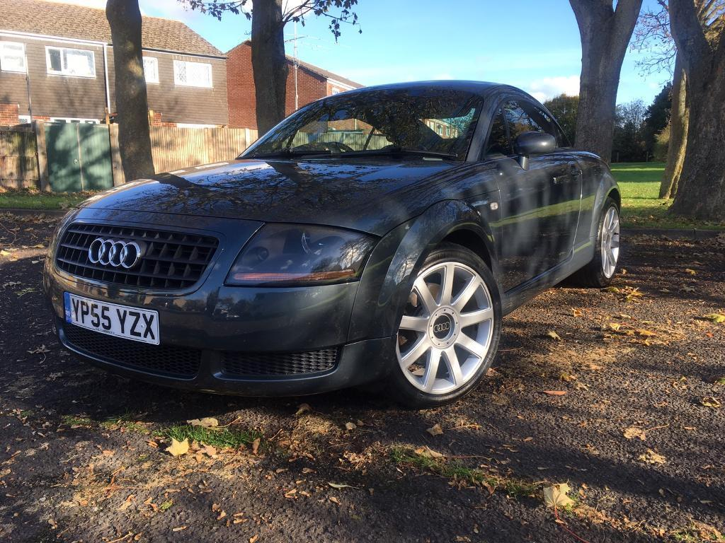 06 Audi TT new mot  Swap golf | in Gosport, Hampshire | Gumtree