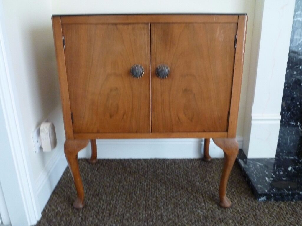 Vintage music cabinet | in St Helens, Merseyside | Gumtree
