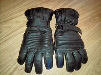 Waterproof Leather Motorcycle gloves