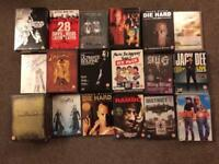 18 dvds - £1 each or £15 for the lot
