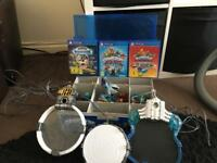 SkyLanders PS4 - Set - £35 - Good Condition