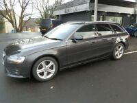 Audi A4 Avant 2.0 TDI e SE Technik (12 reg), Est, Top spec, 1 former owner, Audi history, 1ST class