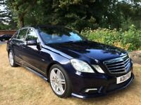 Mercedes Benz E350 cdi 2011 panoramic roof full servis history hpi clear Px welcome