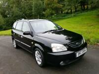 2006 kia carens 2litre turbo diesel family car