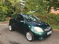 TOYOTA YARIS 1.4 D-4D TSPIRIT ONLY £30 TAX FOR THE YEAR