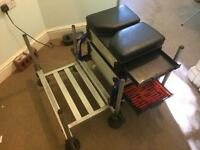 Rive d25 seat box in good condition