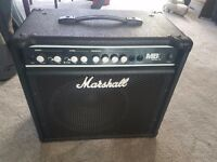 Marshall mb30 bass guitar amp