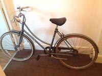 Raleigh ladies town bike