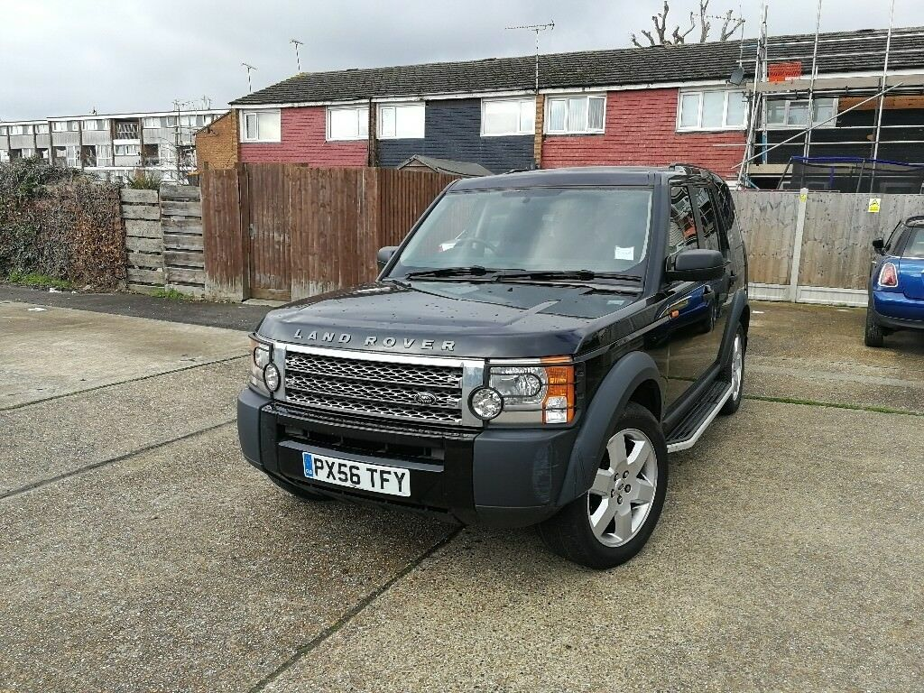 Land Rover Discovery Sport 3 2.7TD V6 ( 7st ) Manual with full service  history