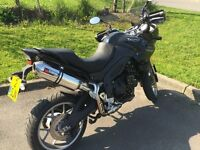 Truimph Tiger 1050 Black for sale-only 4,000 miles