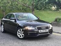 **AUDI A4 SE TDI [6sp] 2.0 DIESEL 4 DOOR SALOON GREY (2009 YEAR)IN IMMACULATE CONDITION**