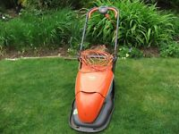 Flymo Hover Compact 330 Lawn Mower In Good Working Order And Condition