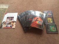 Discovering Opera CDs plus accompanying magazines