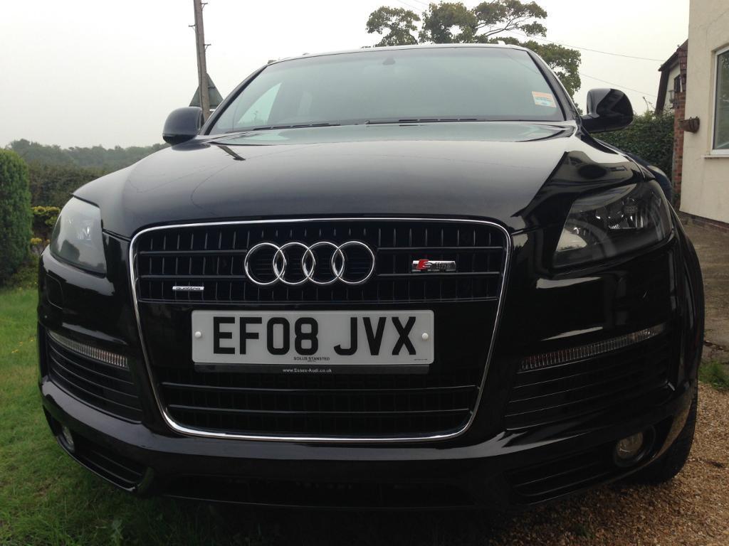 Audi 4x4 Black