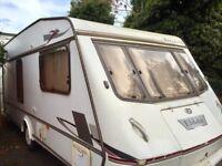 Elddis Force 4S 4 Berth Caravan