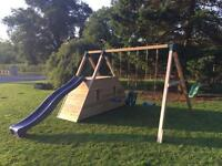 Playhouses, Swing-Sets and Climbing Frames
