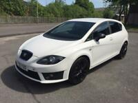 2010 Seat Leon 2.0TDi CR FR, Candy White, FSH, Excellent Condition