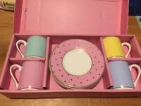 Brand New: Bombay Duck Expresso Cups